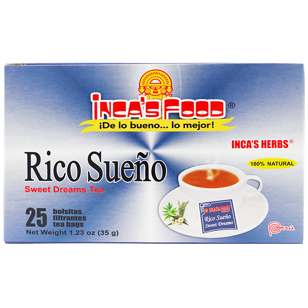 Inca's Herbs Sweet Dreams Tea 25Pk 1.23oz