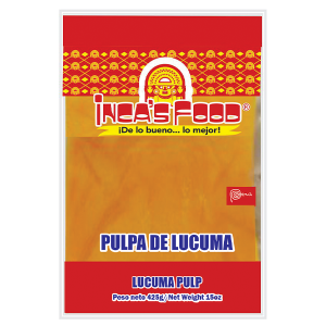 Inca's Food Lucuma Pulp 15oz