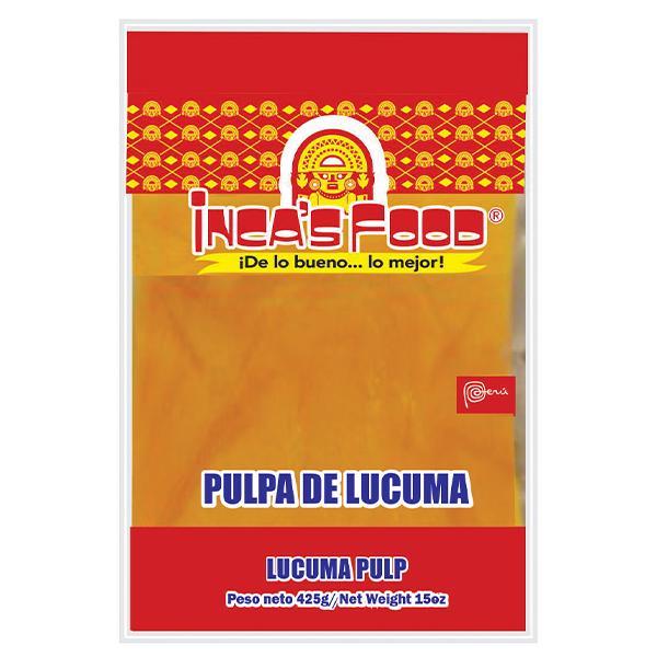 Inca's Food Lucuma Pulp 15oz