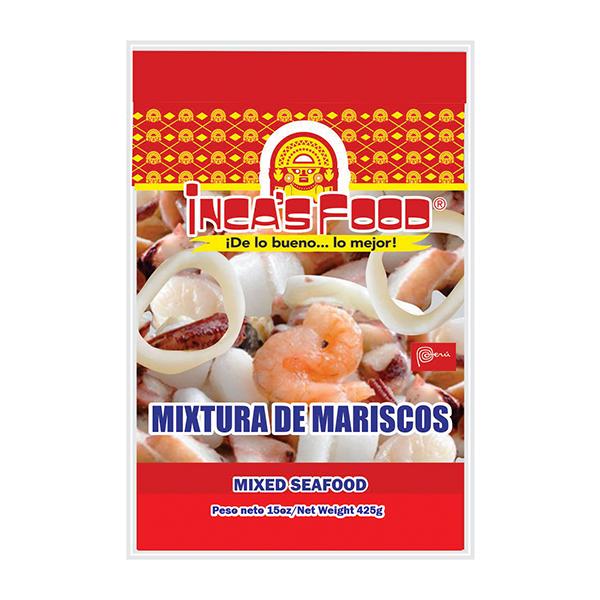 Inca's Food Seafood Mix 15oz