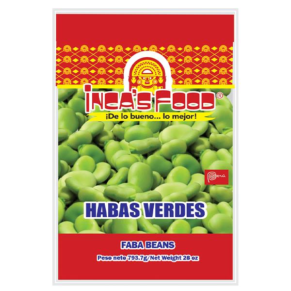 Inca's Food Fava Beans 28oz