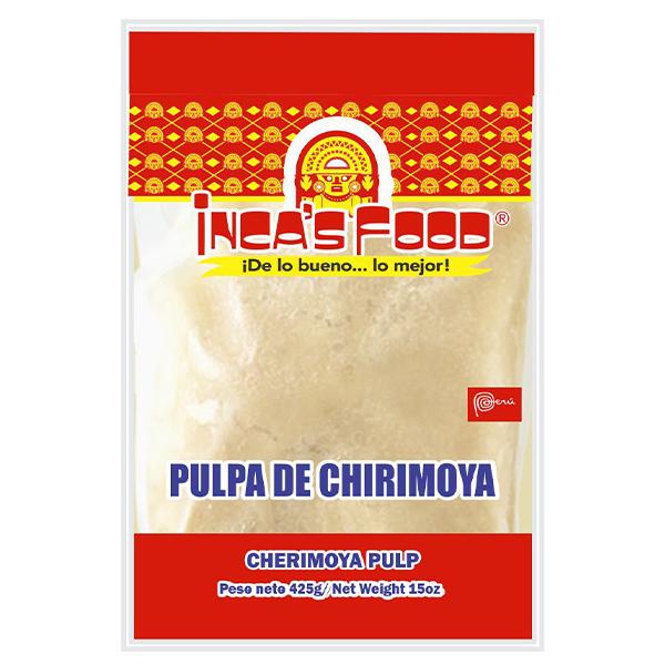 Inca's Food Cherimoya Pulp 15oz