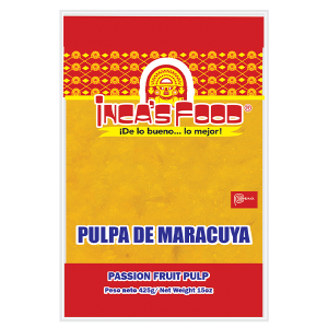 Inca's Food Passion Fruit Pulp 15oz