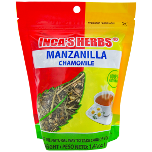Inca's Herbs Chamomile 1.41 oz