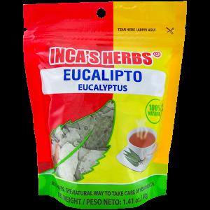 Inca's Herbs Eucalyptus 1.41oz