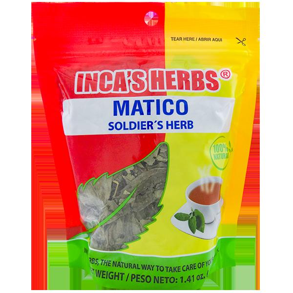 Inca's Herbs Soldier's Herb 1.41oz