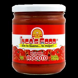 Inca's Food Hot Pepper Paste 15.7oz