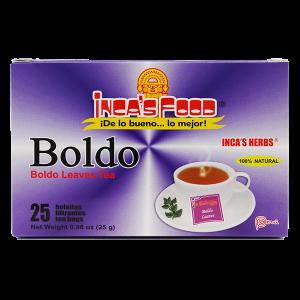 Inca's Herbs 56834_Boldo Leaves Tea 25Pk .88oz