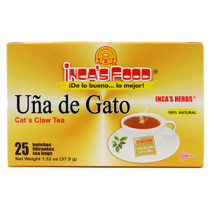 Inca's Herbs Cat's Claw Tea 25Pk 1.32oz
