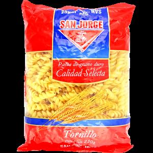 San Jorge Pasta-Spiral 250g